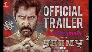 Saamy 2 movie hot trailer in hindi