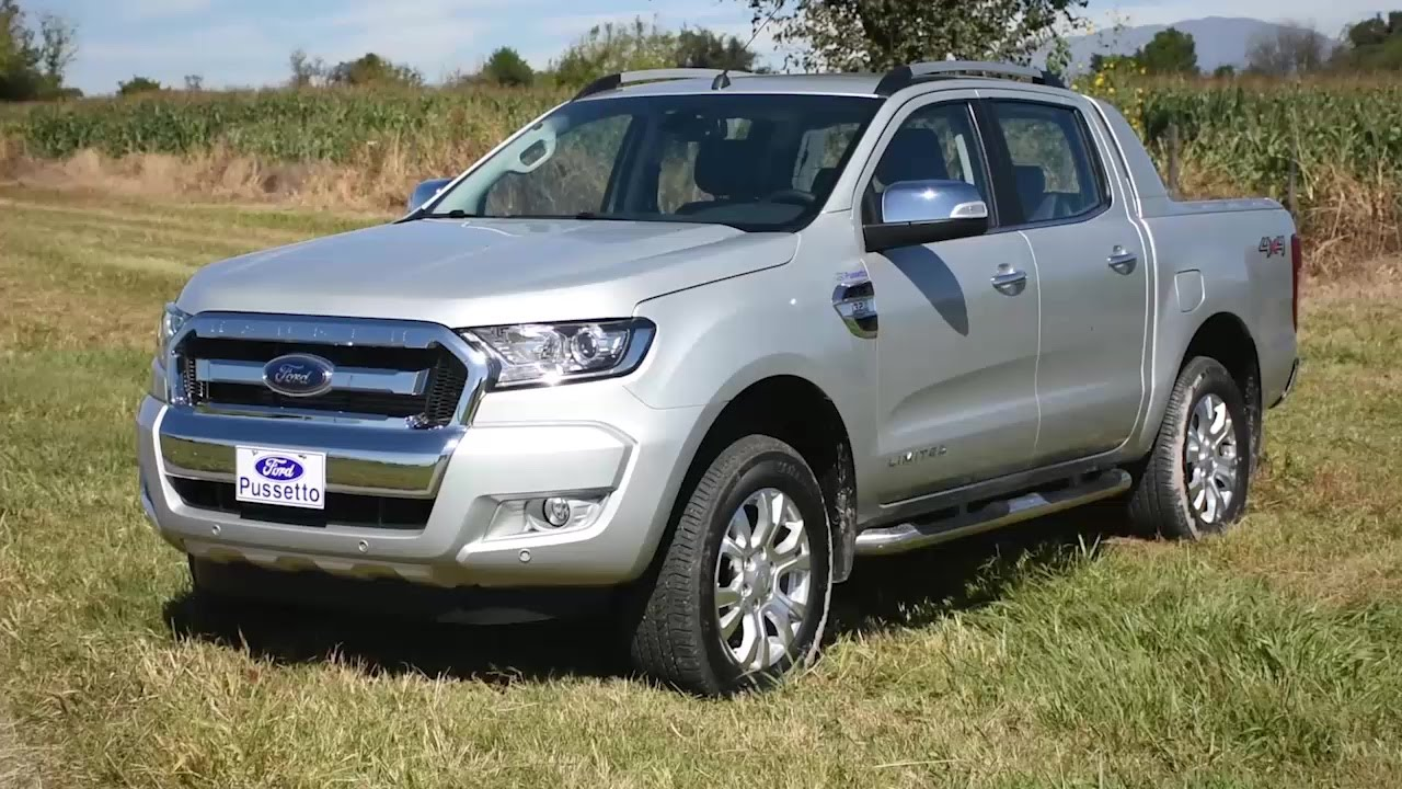 nueva ford ranger limited 4x4 test drive youtube. Black Bedroom Furniture Sets. Home Design Ideas