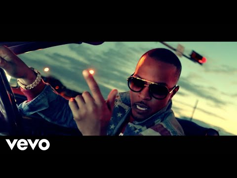 T.I. - The Way We Ride (Clean)
