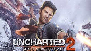 UNCHARTED 2 AMONG THIEVES REMASTERED Walkthrough Part 8