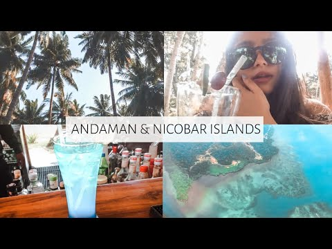 🇮🇳 Andaman & Nicobar Travel Guide | Tanesha N