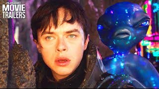 Valerian and the City of a Thousand Planets | Final Trailer with Cara Delevigne