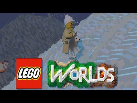 LEGO WORLDS | JASEM KERA | FULLTV |