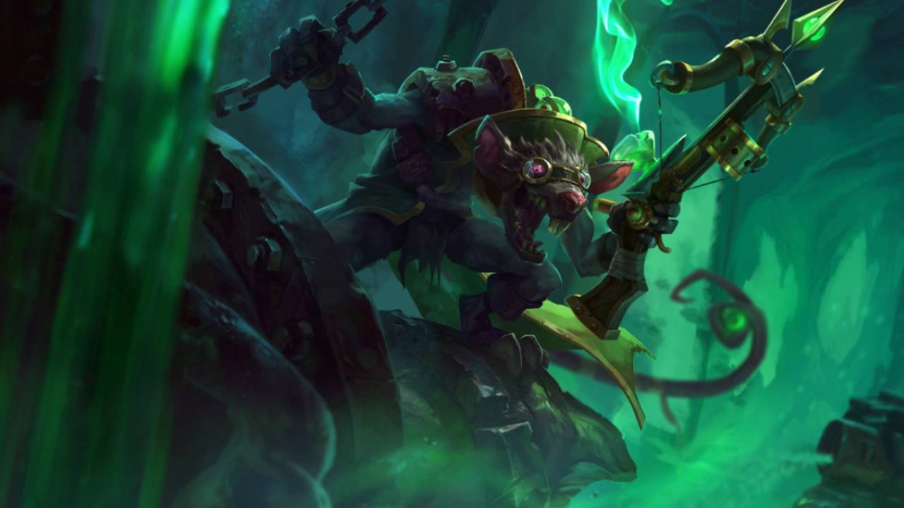 League Of Legends Twitch For Live Wallpaper Purposes