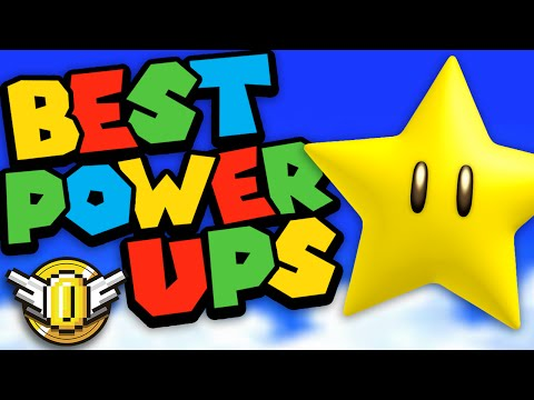 Top 10 Super Mario Power-Ups - Super Coin Crew