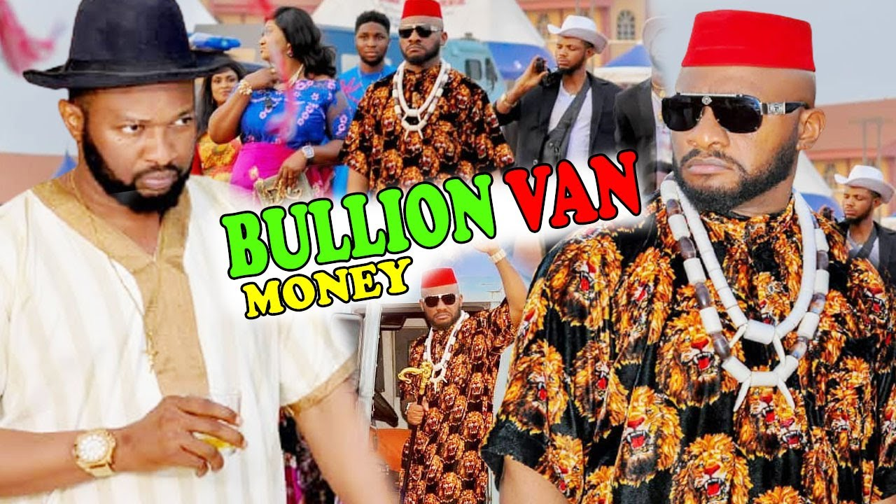 Download THE BULLION VAN KING Complete season 3&4 {new trending movie}-Yul Edochie 2021 Latest Nigerian movie