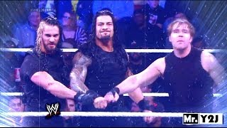 WWE The Shield Last Titantron Entrance Video 2014 HD