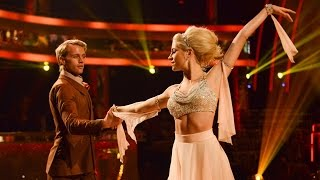 Pixie Lott & Trent Whiddon Waltz to 'Come Away with Me' - Strictly Come Dancing: 2014 - BBC One