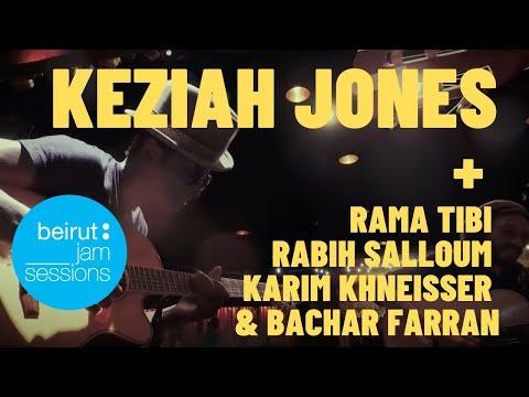 Beirut Jam Sessions   Keziah Jones ft Rama Tibi, Rabih Salloum, Karim Khneisser & Bachar Farran