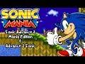 Sonic Mania Mods Sonic Advance 2 Mania Edition Sonic Advance 2 Sonic 1080p 60fps mp3