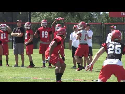Utah football: Utes show improvement in day two of fall camp, thoughts still lingering on Vaenuku