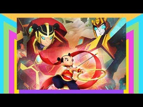 中美合拍动画片《哪吒与变形金刚》曝首支预告片 开播时间待定