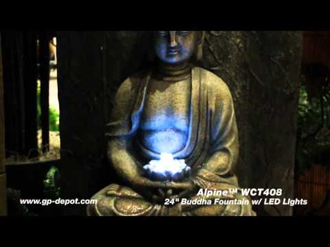 Buddha Fountain Videos