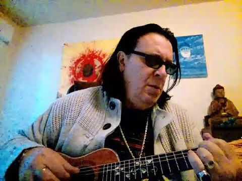 Voyage au pays des fées ( guitare hawaïenne ) - YouTube