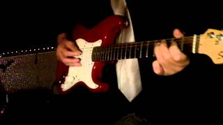Teddy Bear  Elvis Presley Guitar Instrumental.Use Headphones for better sound.