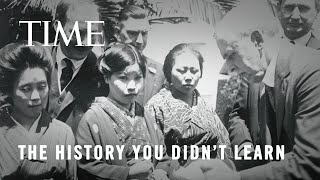 The Immigrants of Angel Island | The History You Didn't Learn | TIME