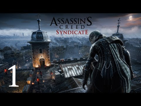 LONDON BABY!!!! | Assassin's Creed: Syndicate #1 - 10.09.