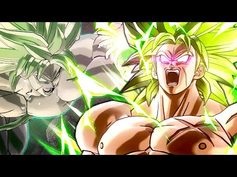 DBZ BROLY IS GARBAGE!! MAKE WAY FOR DRAGON BALL SUPER BROLY!! | Dragon Ball Xenoverse 2 W/Ndukauba