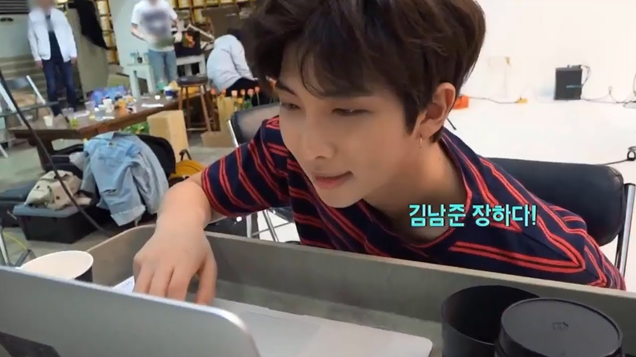 BTS RM (방탄소년단) cute and funny moments part 3