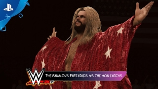 WWE 2K17 – Hall of Fame Showcase Trailer | PS4