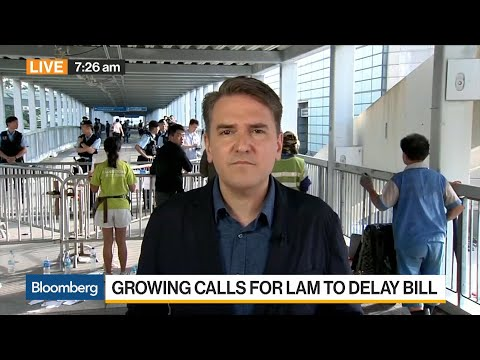 Calls for New Hong Kong Protests on Sunday
