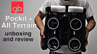 Smallest Stroller! GB Pockit + All Terrain Unboxing and Review
