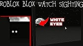 Extrame Prison Life Roblox I Saw Blox Watch White Eyes Blox Watch Eyes Meep City Youtube