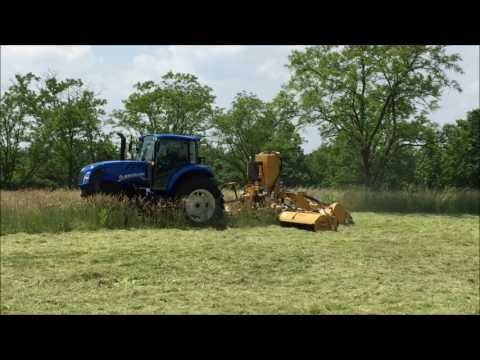 TrucKat - Truck Mount Mowers - Truck Mount Mower by Tiger Corporation
