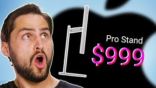 Why Does Appleand39s Monitor Stand Cost 999 - Monitor Stands Explained