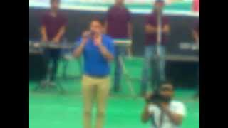 kulwinder billa with gurdas mann live show in Punjabi University Patiala