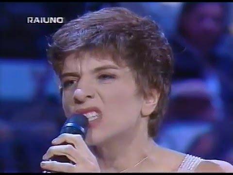 Sanremo 95 - In amore - Gianni Morandi e Barbara Cola