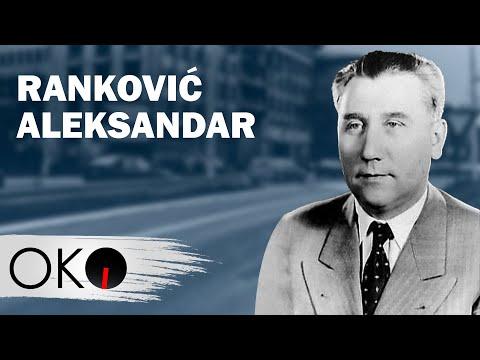 Aleksandar Rankovi, smrt Jugoslovena, raanje Srbina
