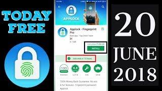Applock - Fingerprint Pro (TODAY FREE) screenshot 4