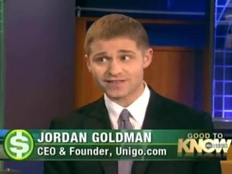 How to Get a Summer Internship - Jordan Goldman on ABC News