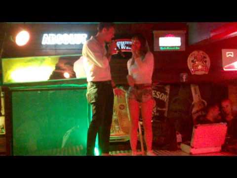 "Pub Zielona Gęś - Konkurs karaoke ""HAVANA CLUB"" vol 1"