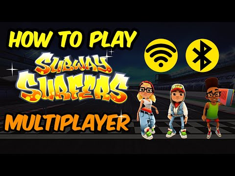 Subway Surfers : How To Play Multiplayer (Tutorial)2017 Newest UPDATE