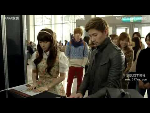 [Korean Drama] Nail Paris - ONS compeition ^_^ ep 4 with Trang Nguyen