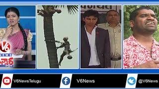 2 Crore Toddy Trees | Hotels Strike | Groom Arrested | Monsoon Hits Kerela | Teenmaar News