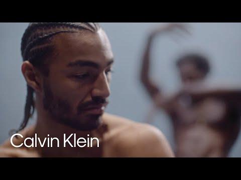 Sage Elsesser and Vinson Fraley | Calvin Klein Spring 2021 Campaign