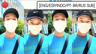 "Gambar cover [ENG/ESP/INDO/PT-BR/RUS SUB] Lee Donghae ""Parents day"" YouTube  LIVE Stream - 200508"