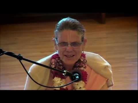 Symptoms of affection expressed in SB HG Malati Devi Dasi