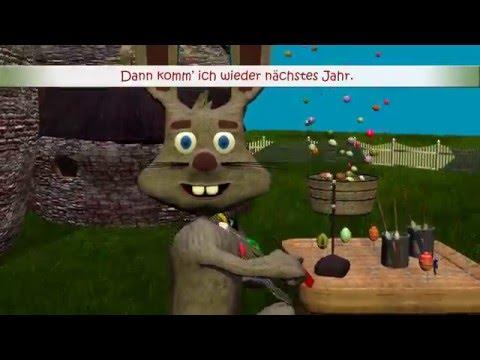 Frohe Ostern! - Das Lustige Osterlied - Mit Text / Lyrics / Karaoke / Zum Mitsingen