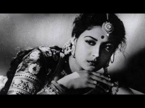 Devta Tum Ho Mera Sahara Mohd Rafi Mubarak Begum Film Daera (1953) Music Jamal Sen.