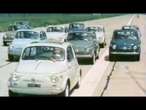 Fiat 500: Repasamos la historia del famoso utilitario italiano