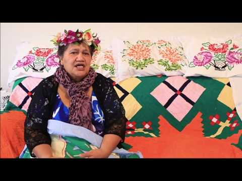 Cook Island Maori Language Week 2017: interview with Ake Mitchell about tīvaevae