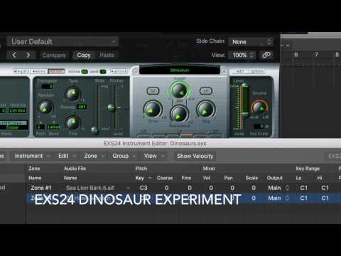 Dinosuar EXS24