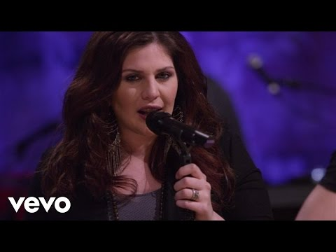 Lady Antebellum - Downtown (Studio Performance)