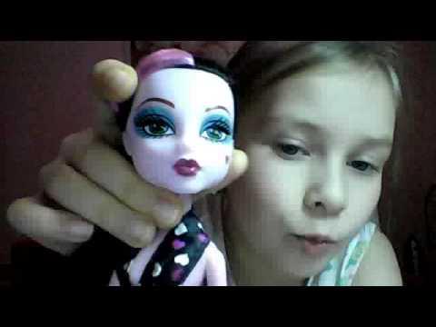 Куклы монстер хай настоящие