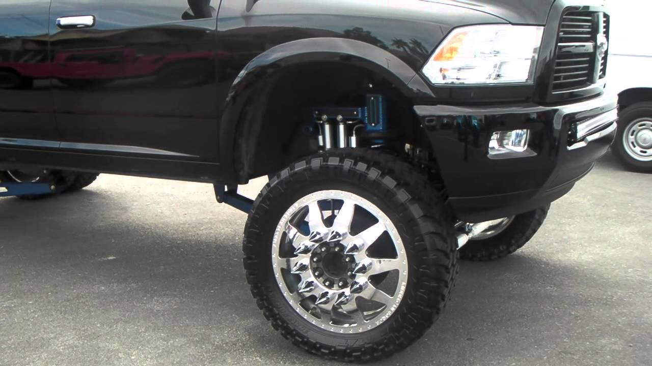 24 wheels chrome - Dubsandtires Com 24 American Force Chrome Wheels 2011 Dodge Ram 3500 Dually Rims Asanti Forgiato Youtube