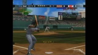 MLB SlugFest 2006 Xbox Gameplay - Fireball
